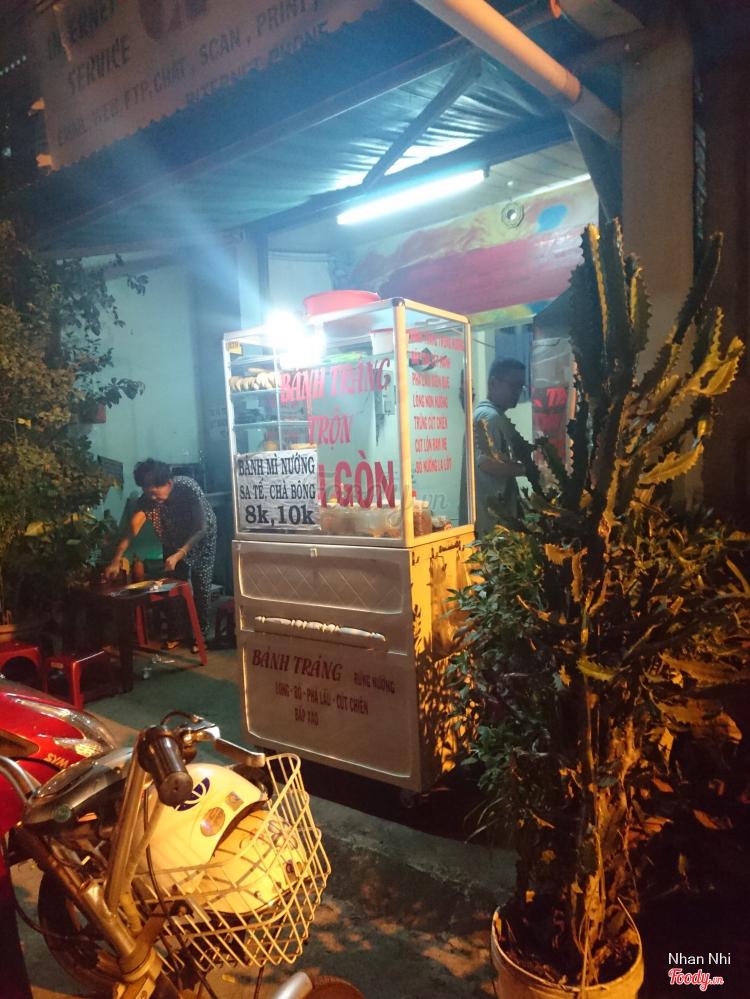 Bánh Tráng Trộn SG ở Khánh Hoà