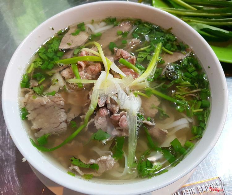 Phở Mạnh Cường ở Khánh Hoà