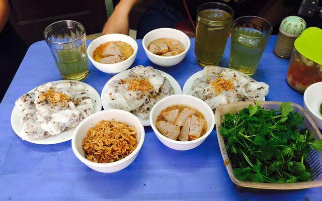 Bún Chả & Bánh Cuốn Nóng - Đỗ Quang