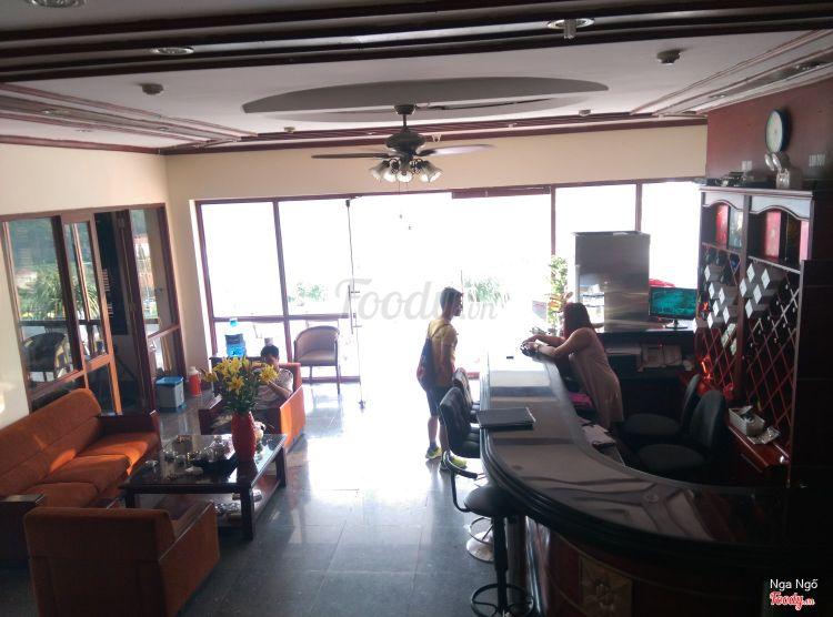 Khách Sạn Báo Nhân Dân - Thị Trấn Tam Đảo ở Vĩnh Phúc