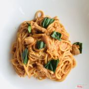Japanese sea urchin pasta