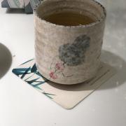Trà xanh Nhật Bản. Free re-filled