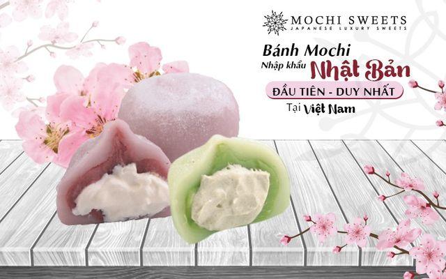 Mochi Sweets - Saigon Centre