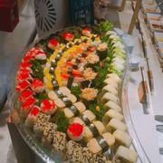 Set sushi ngon & đẹp