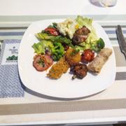 món ăn phong phú