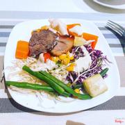 salad ngon, sốt phong phú