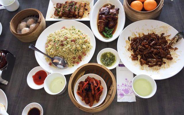 Crystal Jade Kitchen - Saigon Centre - Nhà Hàng Quảng Đông