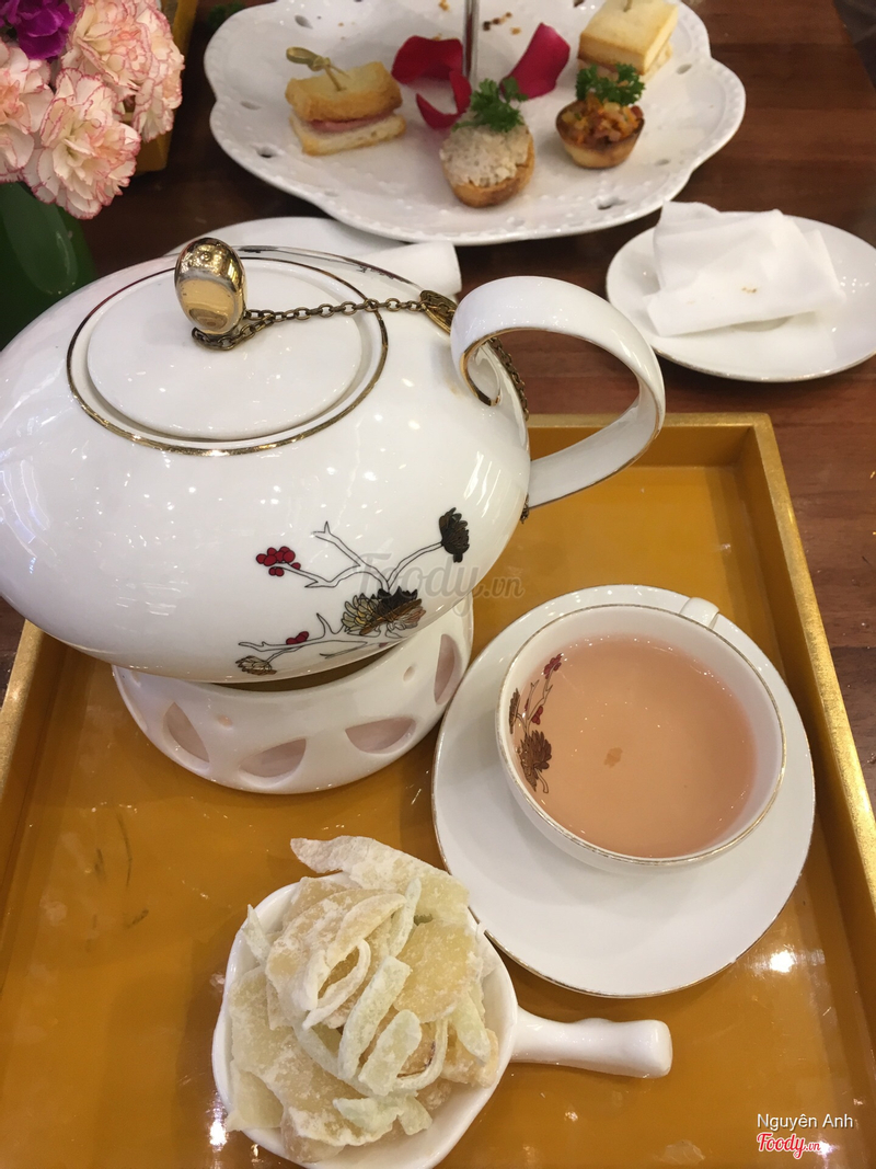 Set Afternoon Tea