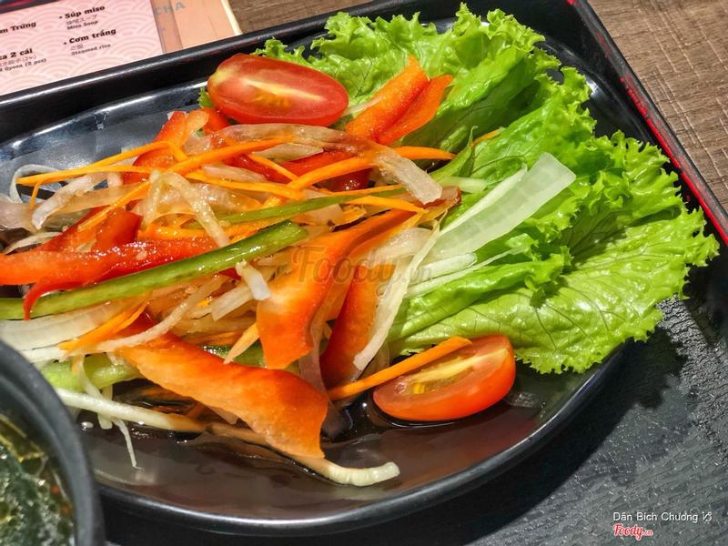 Salad tổng hợp