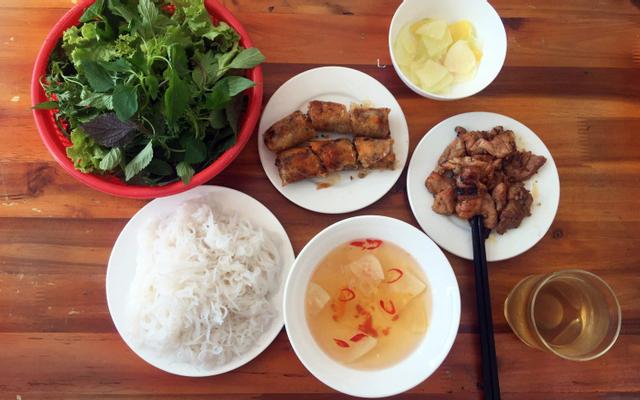 Papa Cook - Bún Thịt Nướng & Nem Hải Sản
