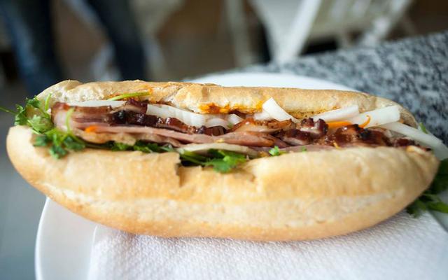 Bánh Mì Anh - Lê Thành Phương