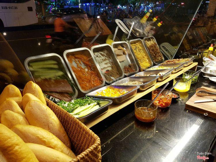 Bánh Mì Anh ở Khánh Hoà