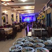 Sushi tại khách sạn Fita Cao Su