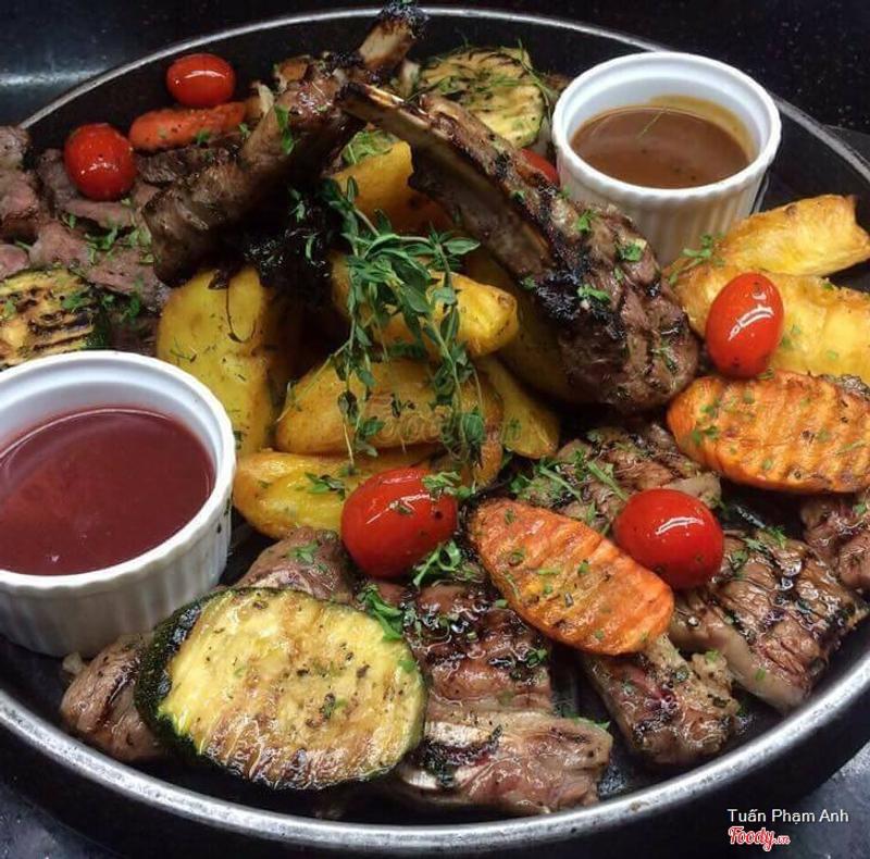 steak bò mỹ