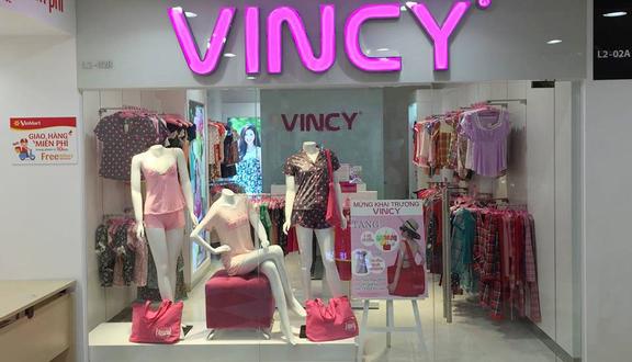 Hãng thời trang mặc nhà Vincy