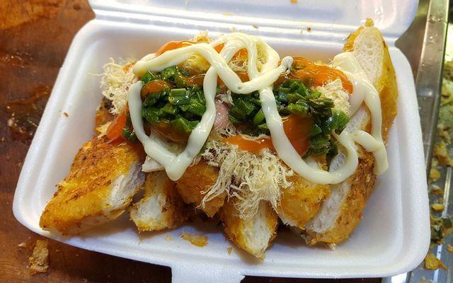 Bánh Mì Nướng Mẹt Chan