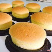 Bánh bông lan pho mai Nhật Bản