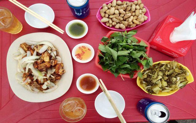 Làng Nướng Sài Gòn - Bia Hơi & Các Món Nướng