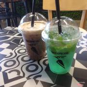 Mint chocolate và green mint