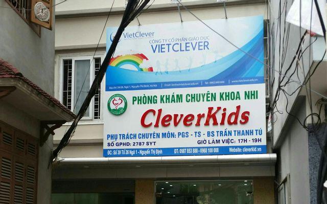 Clever Kids - Phòng Khám Chuyên Khoa Nhi