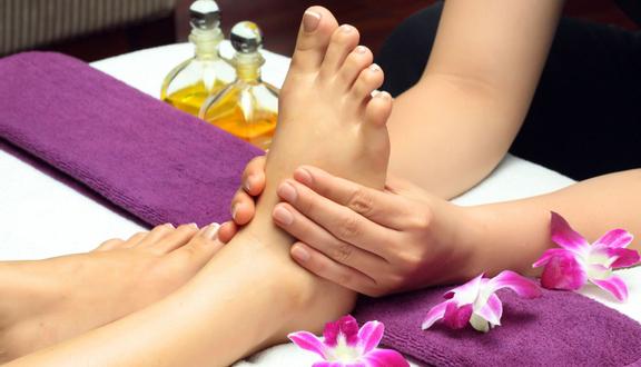 Tom's Foot Massage