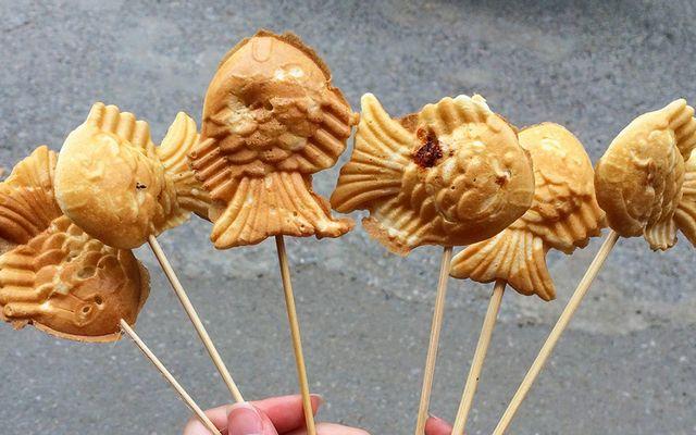 Bánh Cá Taiyaki - Trưng Nữ Vương