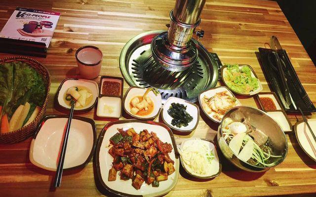 Gogi House - Nướng Hàn Quốc - Huỳnh Thúc Kháng