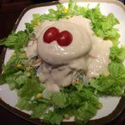 salat tổng hợp