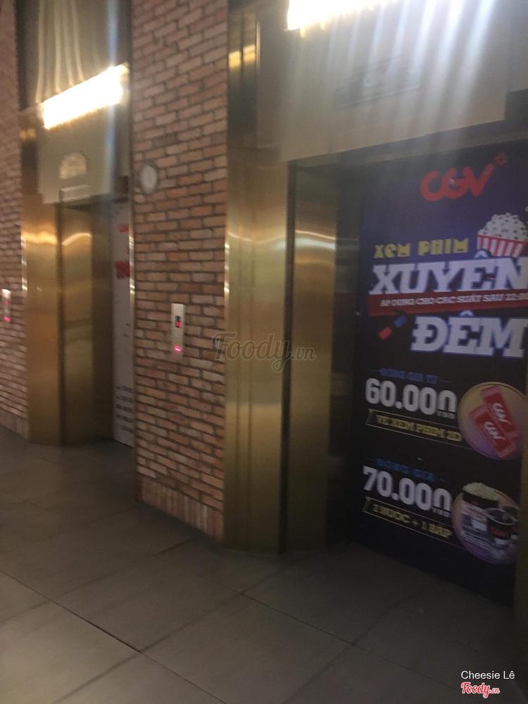 CGV Cinemas - Liberty Hoàng Văn Thụ ở TP. HCM