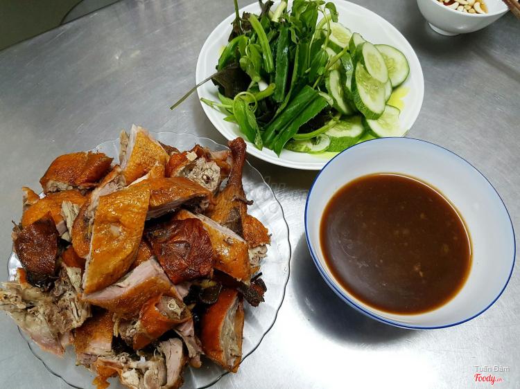 Hương Cảng - Heo Quay, Gà Quay & Vịt Quay ở Khánh Hoà