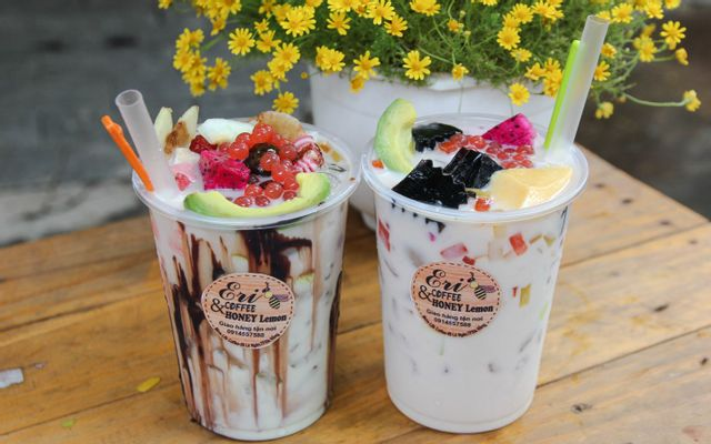 Eri Coffee & Honey Lemon