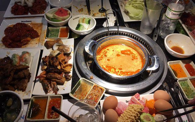 Seoul Garden AEON Mall Bình Tân