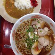 Cơm Cà ri + Ramen thịt heo