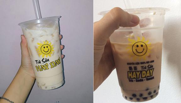 Trà Sữa Hay Day - Nguyễn Thị Thập
