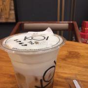 Hồng trà Machiato