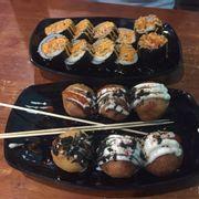 Kimbap và Takoyaki