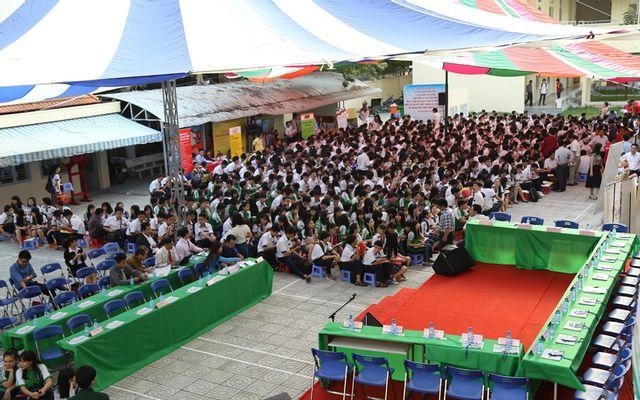 Trường THPT Phan Đăng Lưu