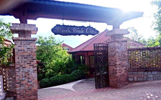 Tịnh Trúc Gia Tea House