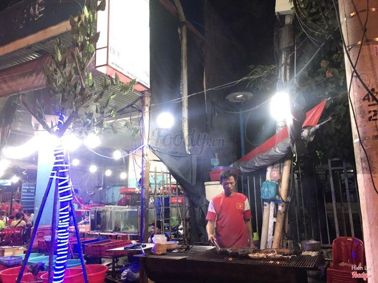 Hải Sản Tám Mẹo ở Khánh Hoà