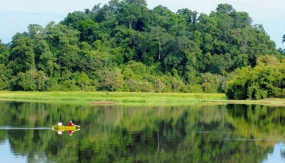 Khu Bàu Sấu - Vườn Quốc Gia Cát Tiên