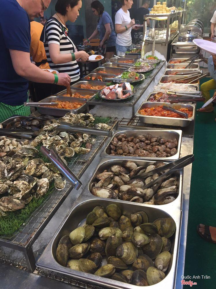 Zallo Buffet BBQ ở Khánh Hoà