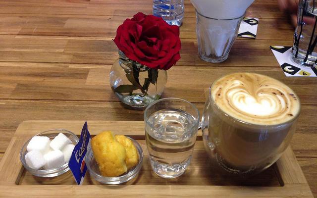 Annam Café Gourmet - Saigon Centre