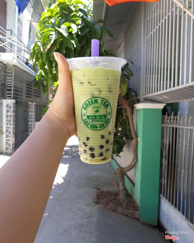 Green Tea - Trà Sữa & Ăn Vặt ở Khánh Hoà