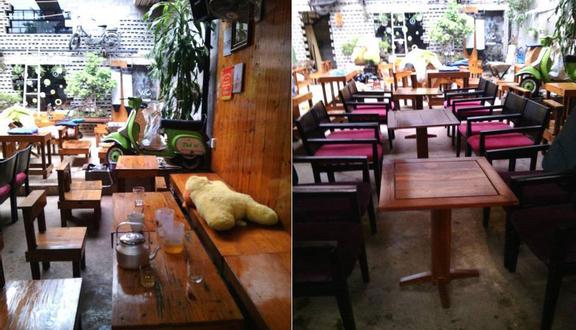 Đam Mê Cafe