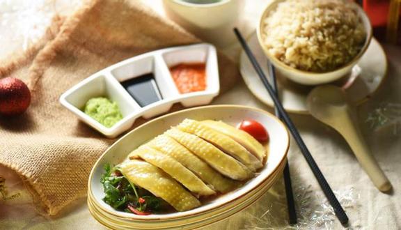 Kampong Chicken House - Cơm Gà Hải Nam - Đào Tấn