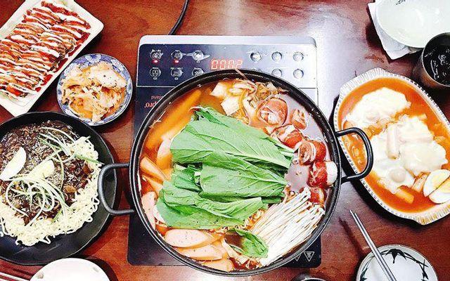 Kều Xay Sạch - Ẩm Thực Hàn Quốc - Đặng Văn Ngữ