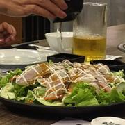 salad cá gì mình k rõ