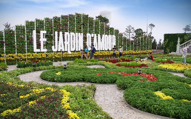 Vườn Hoa Le Jardin D'armour