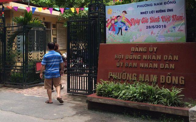 UBND Phường Nam Đồng