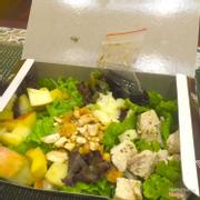 Salad gà táo